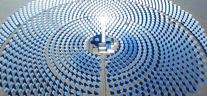 Utilization of Solar Thermal