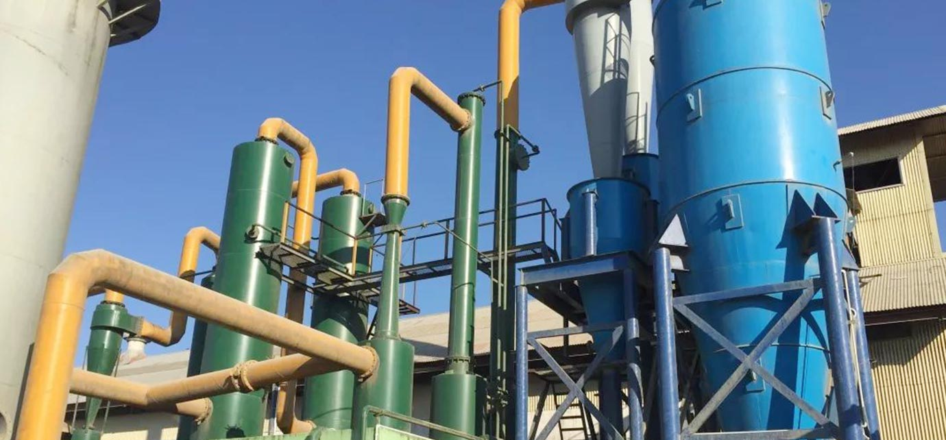 Technology of biogas production by anaerobic fermentation of biomass