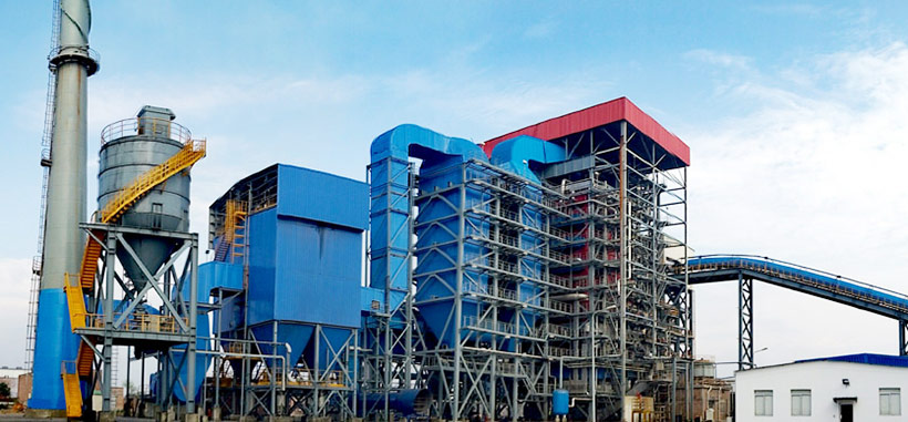 150T/H WATER-COOLED VIBRATING BIOMASS BOILER PROJECT, PAKISTAN