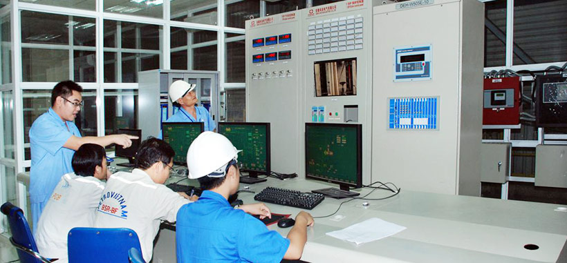 Vietnam Quang Ninh PTSVC 1x6.5MW Power Plant Project