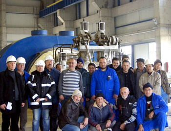Turkish Polat 1×51MW project was successfully ignited and came into running
