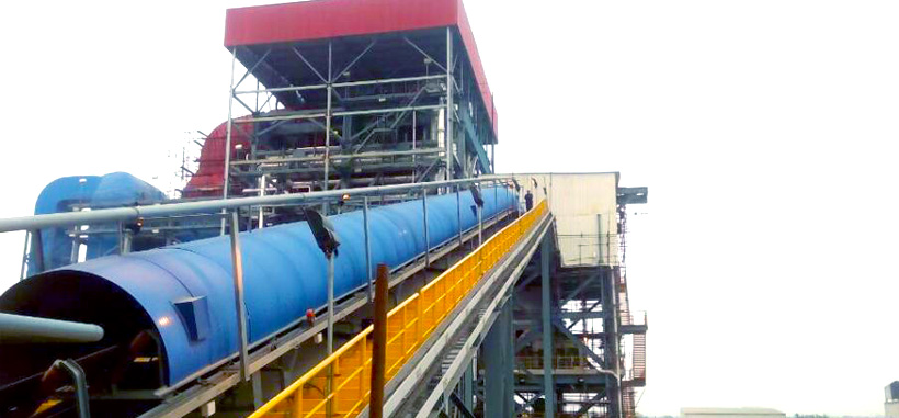 1×150MW COAL-FIRED POWER PLANT PROJECT, INDIA