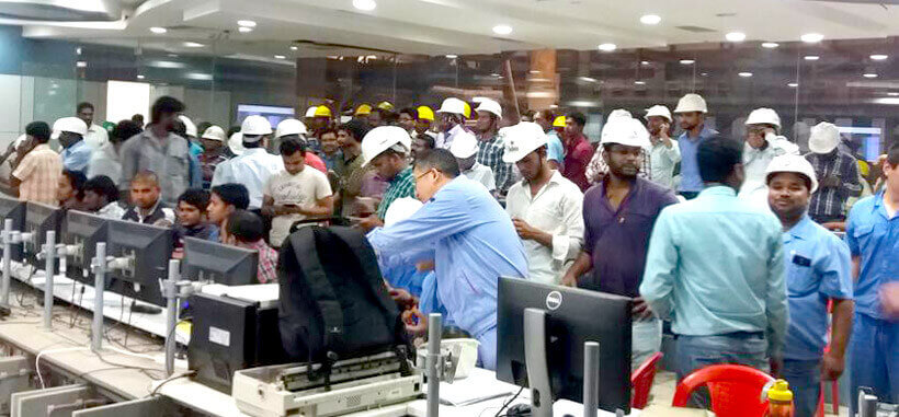 2×350MW COAL-FIRED POWER PLANT PROJECT, INDIA