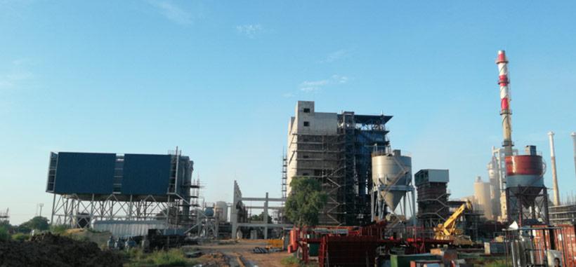 Nigeria ASHAKACEM1x16MW Power Plant