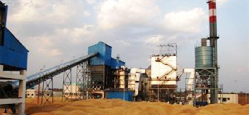 Guangxi Fenghao Sugar Bama Sugar Co., Ltd 12MW power plant project