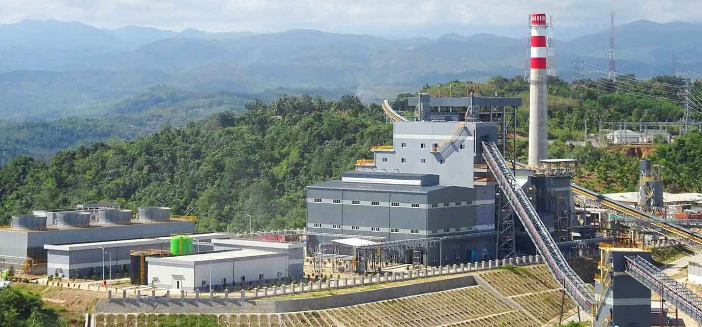 Centrale électrique EPC