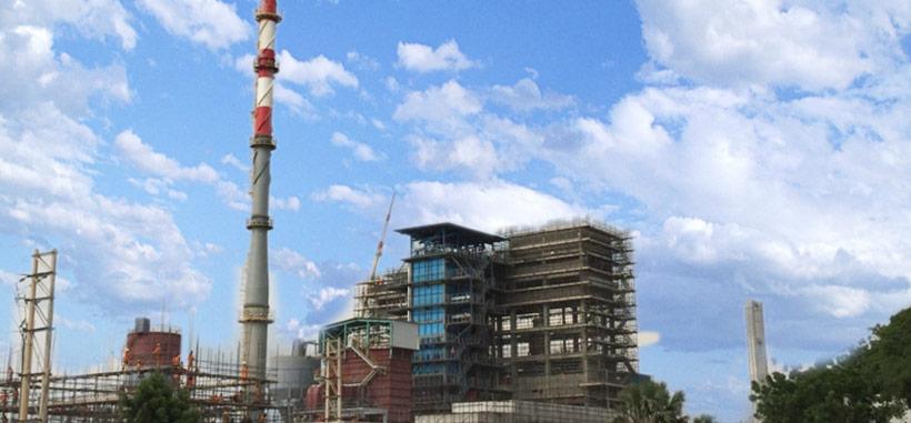 Projet de centrale électrique ashakacem1x16MW,au Nigeria