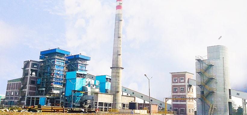 Pakistan Century paper1 × 18MW projet de centrale d'électricité