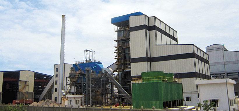 Vietnam Guangning ptsvc 1x6,5MW projet de centrale d'électricité