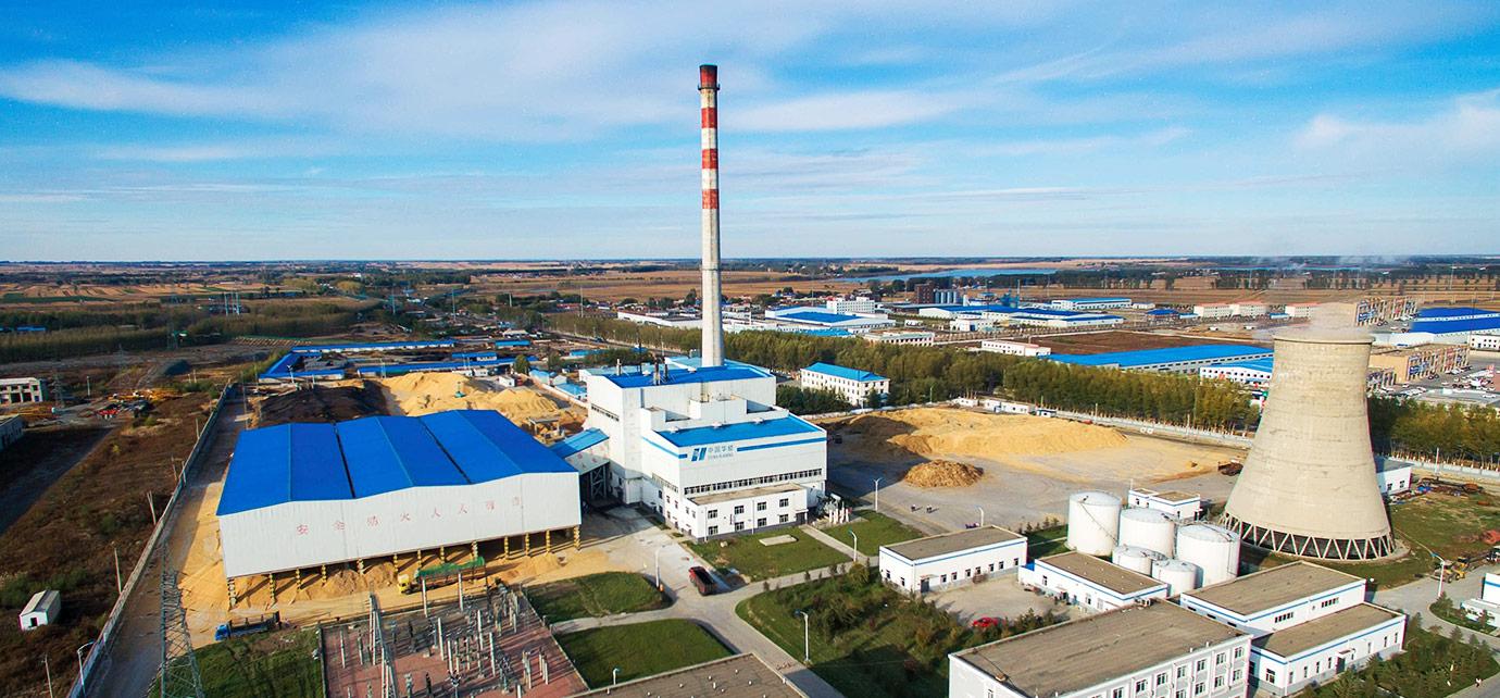 Строительство электростанции продолжается